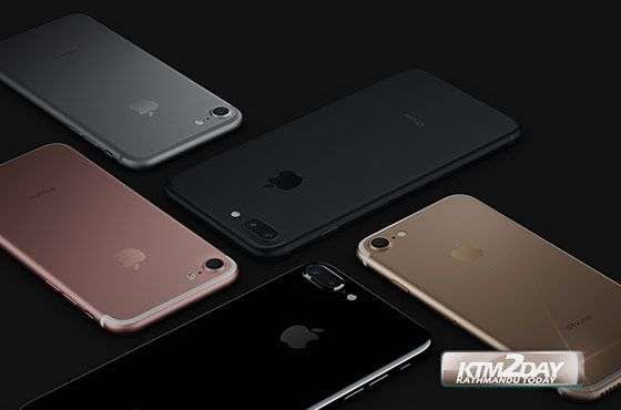 iPhone 7 gets a pricecut in Nepal