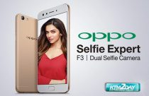 Oppo F3 launched in Nepali market