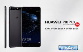 Huawei P10 Plus launched with 10 GB Ncell Data pack