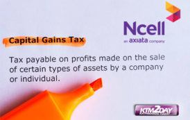 Why Ncell paid Rs 13.6 billion in CGT ?