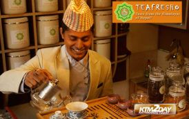 Teafresho to open int'l tea lounge in New York City