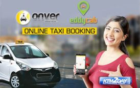 Book Taxis Online with Onver and EddyCab