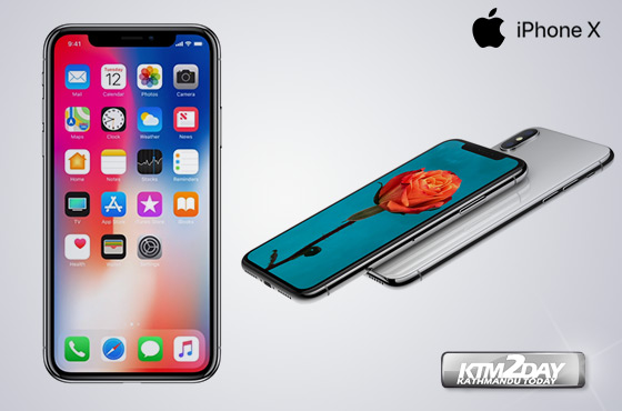 Apple iPhone X launched in Nepali market