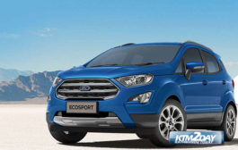 Ford EcoSport's updated version launched in Nepal