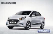 Hyundai Xcent new model launched in Nepal