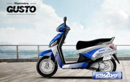Mahindra Gusto RS launched in the Nepali market