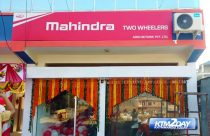 Mahindra Opens New Showroom in Naxal