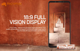 Micromax Canvas Infinity launched in Nepal
