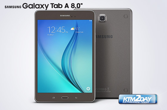 Samsung Galaxy Tab A launched in Nepal