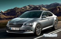 Skoda Superb Third Gen launched in Nepal