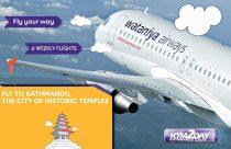 Wataniya Airways starts direct flights to KTM