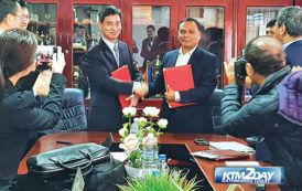 NEA seals deal with China Three Gorges for 750mw West Seti Hydropower Project