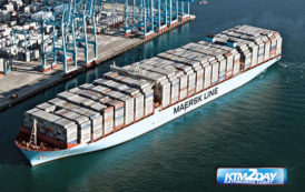 Maersk Line eases Nepal's import market with direct rail link