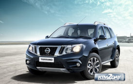 Nissan Terrano launched in Nepal