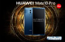 Huawei launches Mate 10 Pro in nepali market