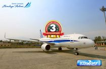 Himalaya Airlines celebrates 3rd Year Anniversary