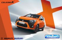 Maruti Suzuki launches Celerio X in Nepal