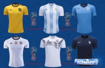 Fifa World Cup 2018 jerseys rake in sales worth millions of rupees