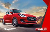 Suzuki Swift 3rd Gen launched in Nepal