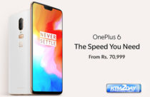 OnePlus 6 launched in Nepal - Refreshed Price List