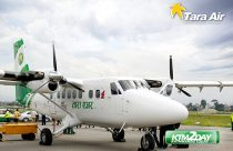 Tara Air adds a new Viking DHC6-400 Twin Otter aircraft