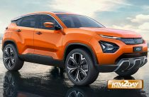 Tata H5X to be officially named as Tata Harrier
