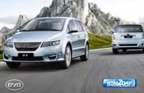 BYD E6 electric car Price in Nepal
