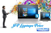 HP Laptops Price in Nepal 2019