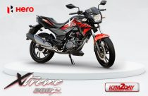 Hero Xtreme 200R to launch in this festive season