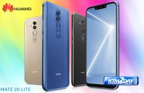Huawei Mate 20 Lite officially launched