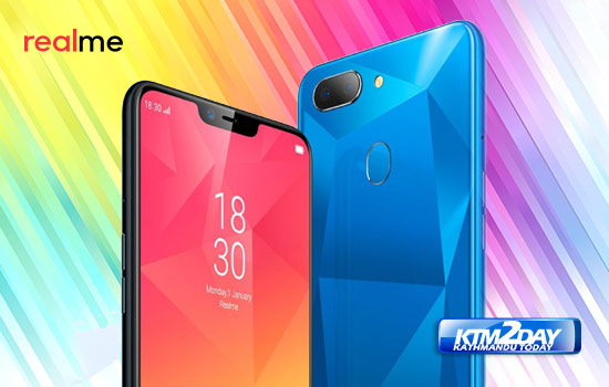 Realme 2 with Snapdragon 450 and a notched display for $128