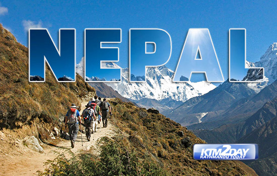 Tourist arrivals to Nepal soared to 73.5 percent in July