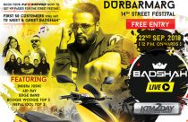 Badshah to perform at 14th DurbarMarg Street Festival