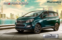 Mahindra's new MPV Marazzo launching in Nepal soon