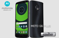 Motorola launches Moto G6 Plus with Max Vision display