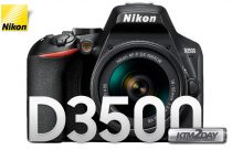 Nikon D3500 to launch on Sept 20 globally