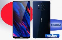 Nokia 9 Render Shows Penta-Lens Camera Setup