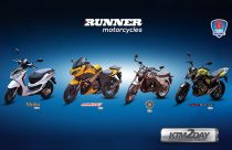 Runner motorcycles launches 5 new models