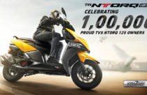 TVS NTorq 125 launched in Nepali market