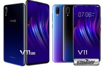 Vivo V11 Pro and V11 launched in Nepali market