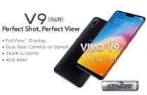 Vivo V9 Youth launched with 16MP AI Selfie camera