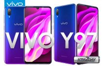 Vivo Y97 launched with 6.3-inch Halo Full View display