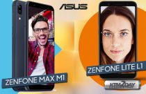 Asus Zenfone Max M1 and Lite L1 launched