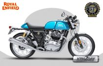 Royal Enfield 650 twins set for November launch