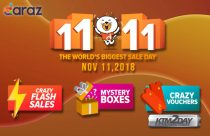 Daraz to host 11.11, World's Biggest Sale Day on Nov 11