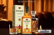 Emperor Scotch Whiskey launched in Nepal