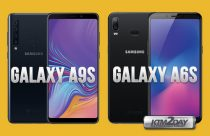 Samsung Galaxy A6s and A9s Launched With Snapdragon 660, 6GB RAM