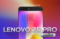 Lenovo Z5 Pro set for Nov 1 launch With In-Screen Fingerprint,Camera Slider