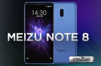 Meizu Note 8 launched with 6 inch display and SD 632