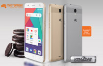 Micromax Spark Go budget smartphone launched